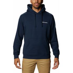 Columbia Viewmont II Sleeve Graphic Hoodie Men collegiate navy/white